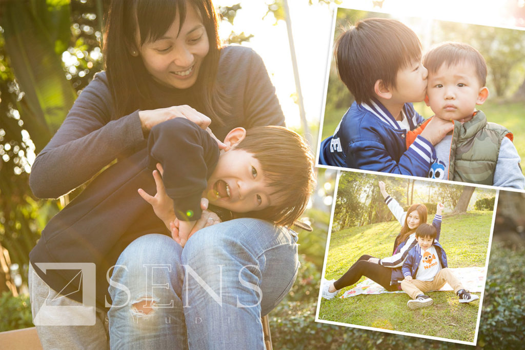 SENS Studio Outdoor Family Package Group Photo Outdoor 8