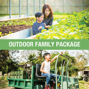 Outdoor Family Packages