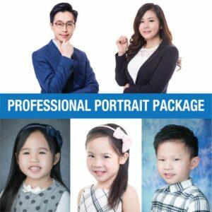 Professional Portrait Packages