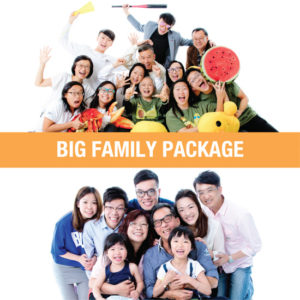 Big Family Packages