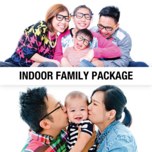 Indoor Family Package