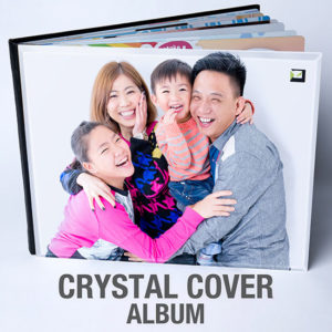 Crystal Cover Album
