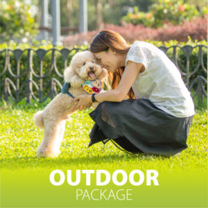 Outdoor Pet Package