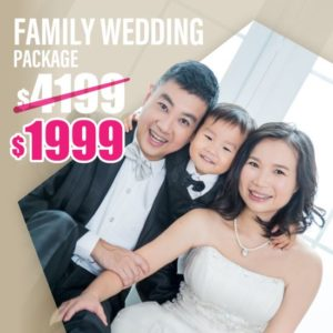 Family Wedding Package