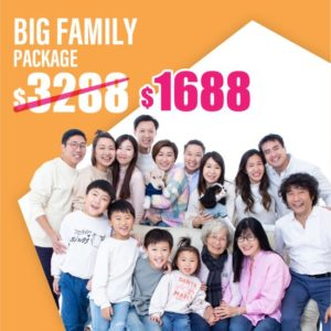 Big Family Package