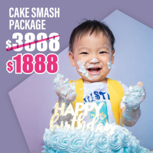 SENS Cake Smash Photography Package